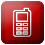 red-cell-phone-icon
