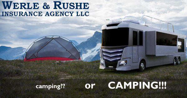 Camping Insurance